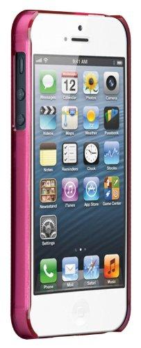 Case-Mate CM022601 rPET Schutzhülle für Apple iPhone 5 pink