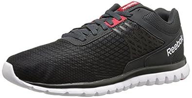Reebok Sublite Escape   Black Running Shoes