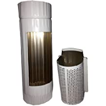 Downspout Filter, 4 inch round downspout