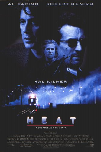 Image result for heat movie poster amazon