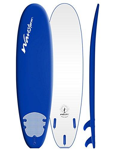 Wavestorm 7ft Original New Modern Foam Shortboard Surfboard