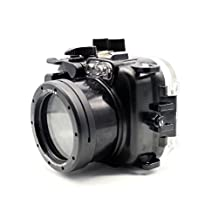 Polaroid SLR Dive Rated Waterproof Underwater Housing Case For The Nikon J5 Camera with a 10mm Lens