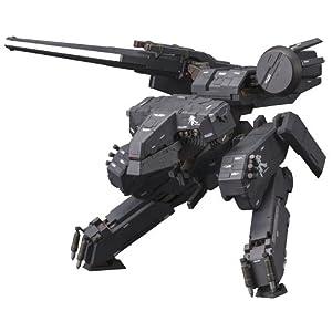 メタルギアソリッド メタルギア REX Black Ver. (1/100スケール プラスチックキット)