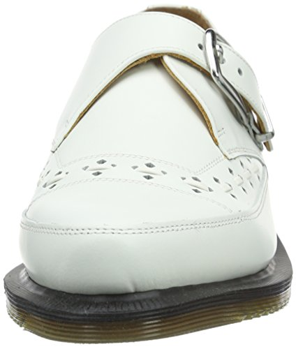 Donna Martens Dr Rousden White White Dr Donna Martens Mocassini Smooth Rousden Bianco Mocassini Smooth Bianco UH7qwB