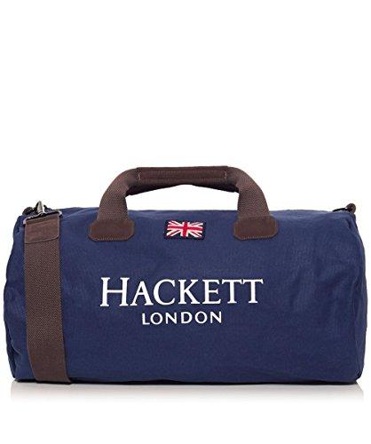 hackett-mens-london-print-holdall-navy-one-size