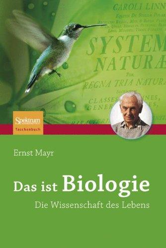Das Ist Biologie: Die Wissenschaft des Lebens (German Edition)