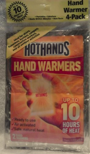 Hot Hands Hand Warmers 4-pack