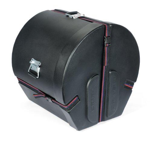 Humes & Berg Enduro DR498BK 18 x 22 Inches Bass Drum Case (Case Enduro Bass Drum)