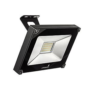Hyperikon LED Flood Light, 30W (125W Equivalent), 2400 Lumen, 5000K (Crystal White Glow), Waterproof, IP65, 120-277v, UL-Listed