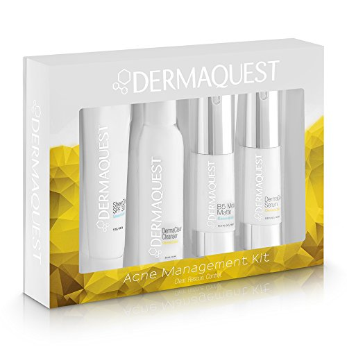 DermaQuest DermaClear Acne Management Starter/Travel Kit - 4 items ($115 ()