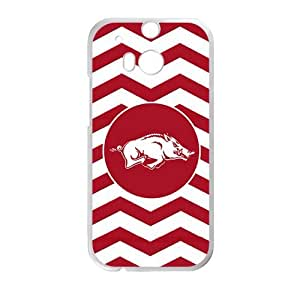Happy Red bull Cell Phone Case for HTC One M8