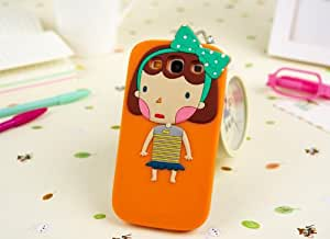 Sonycase Cute 3D Forest Style Soft Silicone Case Cover for Samsung Galaxy S3 i9300