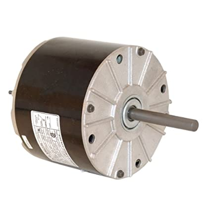 Image of A.O. Smith OYK1006 1/8 HP, 1075 RPM, 1 Speed, 48 Frame, CWLE Rotation, 1/2-Inch by 1-7/8-Inch Shaft OEM Direct Replacement