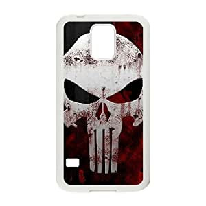 samsung galaxy s5 Cell Phone Case White The Punisher logo_002 Gift P0J0Z3-2409412