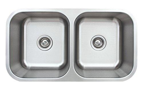 Wells Sinkware CMU3318-99 Craftsmen Series Kitchen Sink, 33