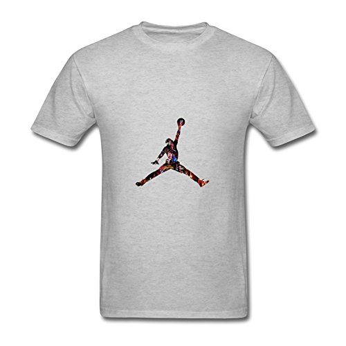 e5274bc202318a Men s Michael Jordan Logo T Shirts