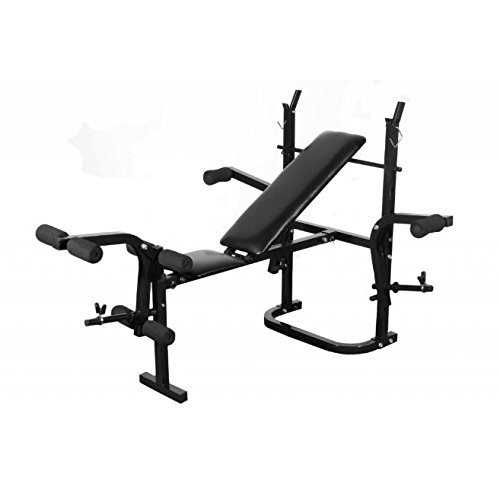 SKB Family Folding Weight Bench new Power Training Home Gym by SKB Family