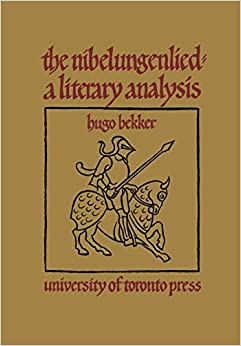 Book The Nibelungenlied: A Literary Analysis (Heritage)