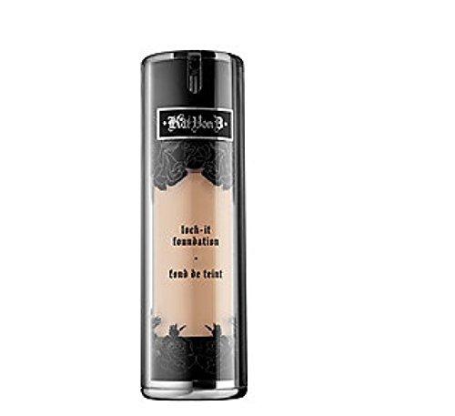 Price comparison product image Kat Von D Lock-It Foundation - Light 49 - light to medium complexion with golden undertone by Kat Von D