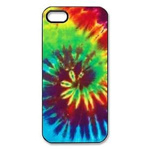 Treasure Design Tie-Dye Apple iPhone5 Best Durable Case