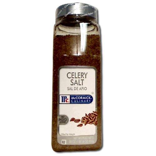 McCormick Celery Salt - 30 oz. container, 6 per case by McCormick