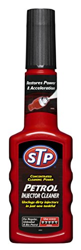 STP GST53200EN 200ml STP Petrol Injector Cleaner