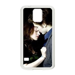 Samsung Galaxy S5 Cell Phone Case White Twilight Phone Case Cover 3D Custom XPDSUNTR31330