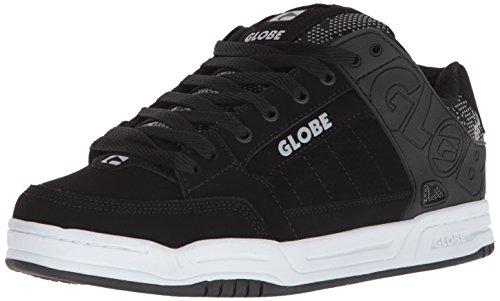 Uomo Jacquard Sneaker Globe Black Tilt wqnSWfpA
