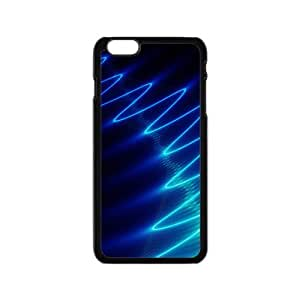 linJUN FENGBright Blue Wave Bestselling Hot Seller High Quality Case Cove Hard Case For Iphone 6