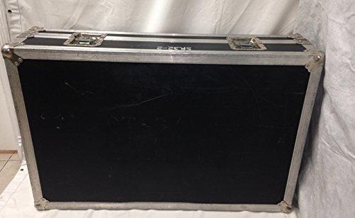 SR32-2 DJ/MIXER Custom Made On Road Coffin Case 44 x 28 x 11 (Custom Dj Coffin)