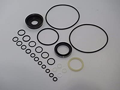 Snowplow COMPLETE SEAL KIT fits Meyer E-46 E-47 E-57 E-58H for Buyers SAM 411412 by The ROP Shop