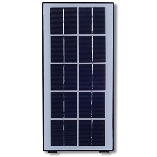 LED Waterproof Wireless Solar Powered PIR Motion Sensor Wall Light SL-7L5S by H&B Luxuries (Image #6)