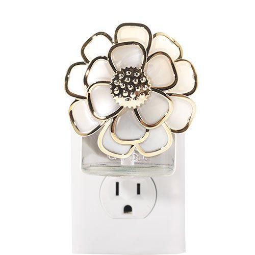 (Yankee Candle Flower - Night Light Scent-Plug Air Freshener Base)
