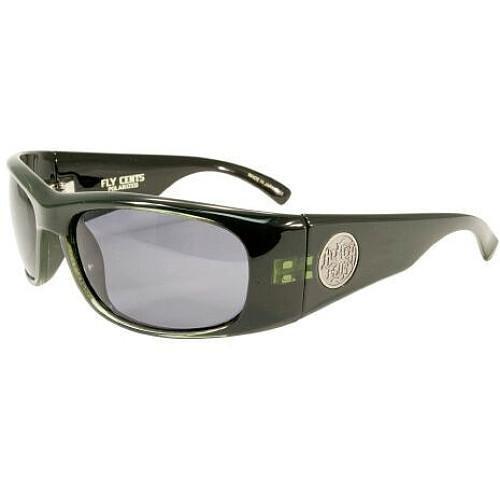 Black Flys Fly Cents Wrap Sunglasses,Crystal Green,65 - Sunglasses Amazon Wrap