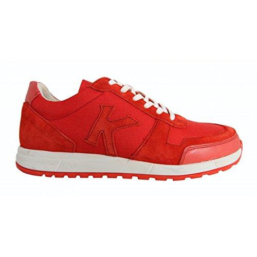 50 Pour Femme Chaussures Nielo 490240 Kickers Rouge De Sport RxYSZq