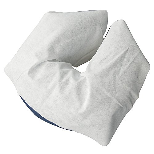 Royal Massage Disposable Flat Face Cradle Covers, Set of 100