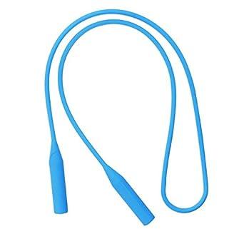 Sharplace Silikon Brille Band Glas-Sonnenbrille Sportband Kabelhalter aus Silikon