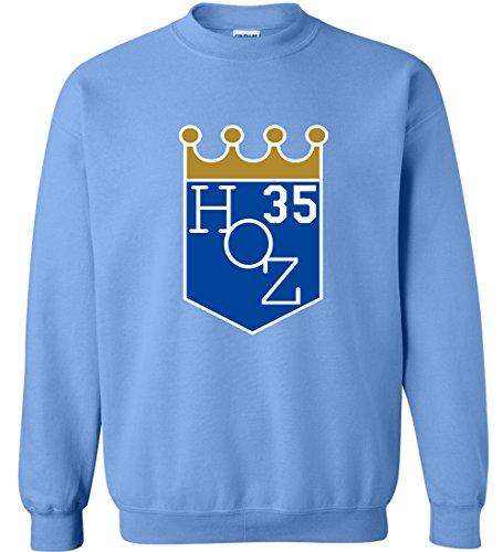 Silo Shirts CAROLINA Eric Hosmer Kansas  - Kansas City Chiefs Crewneck Sweatshirt Shopping Results