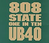 Search : 808 State / UB40 - One In Ten - ZTT - ZANG 39CD, ZTT - 4509-91454-2