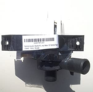 Kenmore laundry washer water pump motor for Water pump motor parts