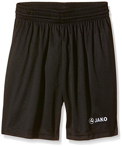 JAKO Kinder Shorts Sporthose Anderlecht, Schwarz, 4, 4422