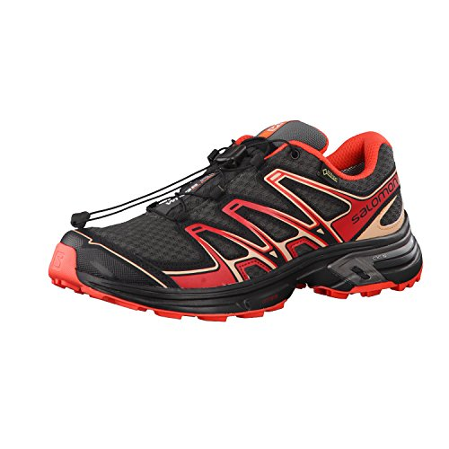para Coral Running Zapatillas 2 Living Mujer Black W Trail Varios Flyte Gtx colores Magnet Salomon Wings de n8xaqxpz