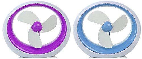 2x Tischventilator SUPER LEISE farblich sortiert ANGEBOT