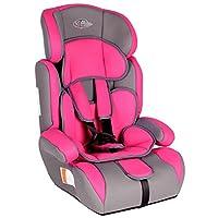 TecTake Silla de coche para niños - Grupos 1/2/3 | pesos de 9-36 kg | disponible en diferentes colores