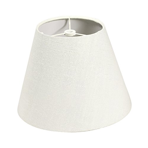 Lamp Shade IMISI Linen Fabric White Lamp Shade Small 5