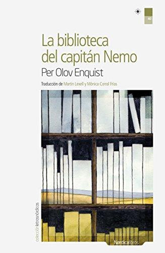 la-biblioteca-del-capitan-nemo-letras-nordicas-n-40-spanish-edition