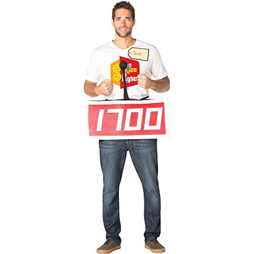 Price is Right Red Contestant Costume Standard]()