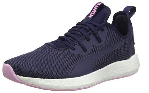 peacoat Donna Running White Nrgy puma Neko Blu Puma Scarpe lilac Sport Wn's Sachet qn1qwB8YO