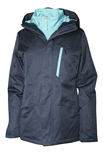 North FACE WMNS Large Thermoball Snow Triclimate Jacket Urban Navy Heather ()