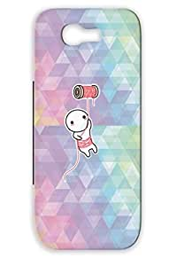 Spool Of Thread Amp Doll White Omg Kawaii Lmao Art Design Illustration Adorable Cute Yarn Wtf Bird For Sumsang Galaxy Note 2 Cover Case